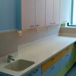 Ντουλάπια κουζίνας νοσοκομείου Θεσσαλονίκης